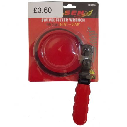 Swivel Filter Wrench